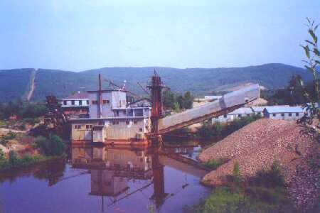 Gold Dredge #8