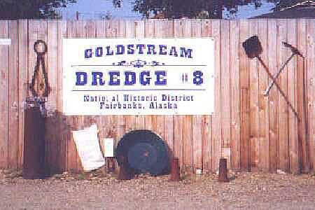 Alaskan Dreams: Virtual Tour of Gold Dredge #8